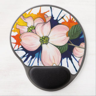 Dogwoods Full Colour Gel Mouse Pad