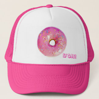 D'OH! TRUCKER HAT