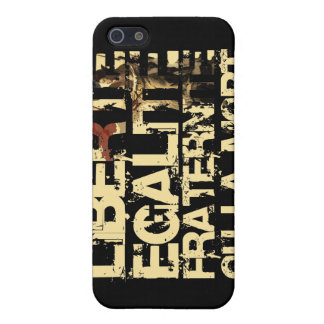 Doin it the French Way iPhone 5 Cases