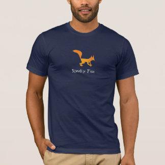 Doing Fox? Back - Navy Mens T-Shirt