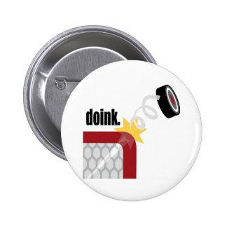 Doink Hockey Pin