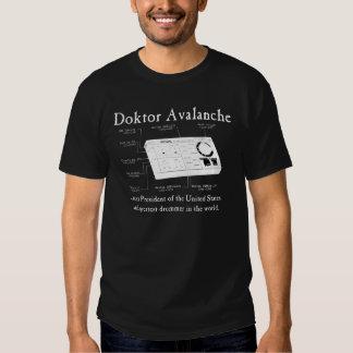 Doktor Avalanche Shirts