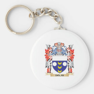 Dolan Coat of Arms - Family Crest Key Ring