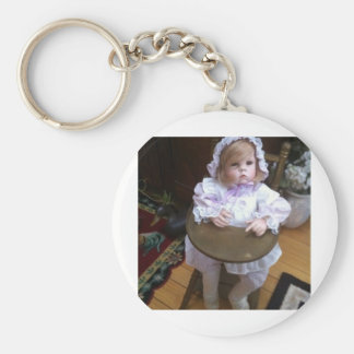 Doll Face Keychains