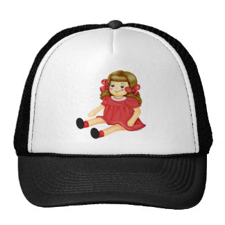 Doll in Red Cap