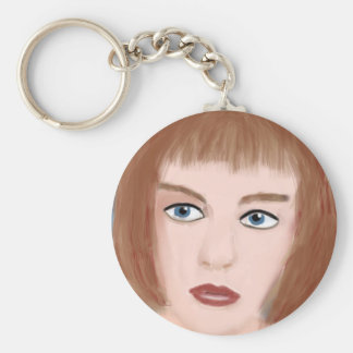 Doll Key Chain