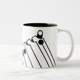 Dolla Bomb Two-Tone Mug