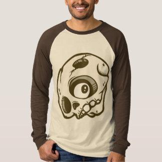 DOLLA skullie shirt
