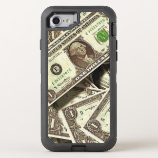 Dollar Bill Print i Phone Otterbox Case