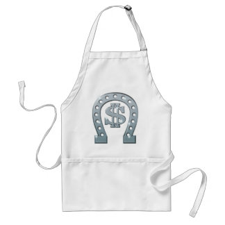 Dollar emblem standard apron