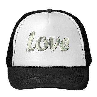 Dollar love cap