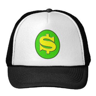 Dollar Sign Hero Cap
