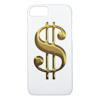 Dollar Sign iPhone 7 case