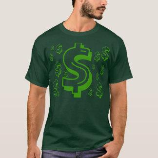$ Dollar Signs T-Shirt