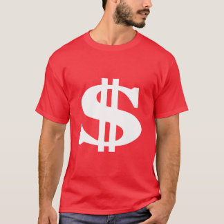 Dollar (white) T-Shirt