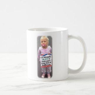Dollhouse Debt Coffee Mug