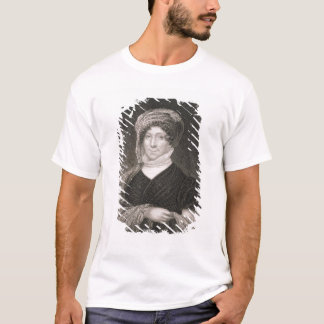 Dolly Madison, engraved by John Francis Eugene Pru T-Shirt