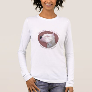 Dolly Pink Pit Crew Long Sleeve T-Shirt