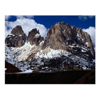 Dolomites, Venetian region, northern Italy Postcard