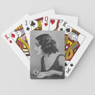 Dolores Del Rio Playing Cards