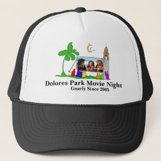 Dolores Park Movie Night, season 5 hat