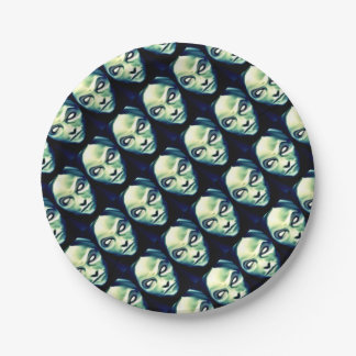 DOLOROUS devil Halloween,party supplies Paper Plate