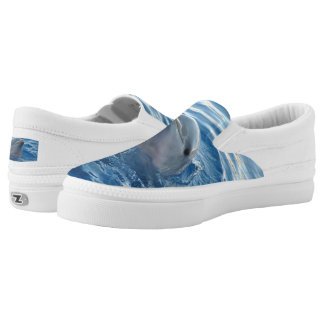 Dolphin20151021 Printed Shoes