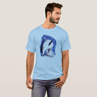 Dolphin 03 - WB Color T-Shirt