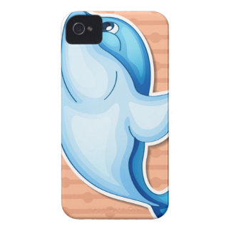Dolphin iPhone 4 Case-Mate Cases