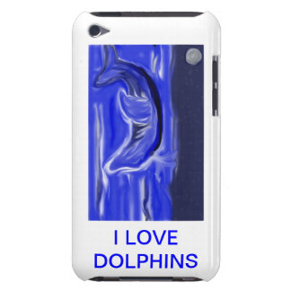 Dolphin Case Barely There iPod Cases