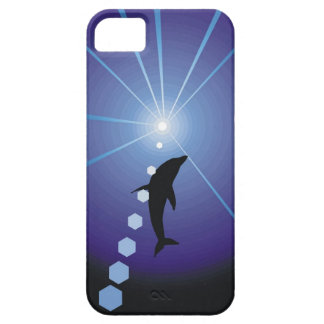Dolphin Barely There iPhone 5 Case
