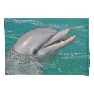 Dolphin Close Up Pillowcase