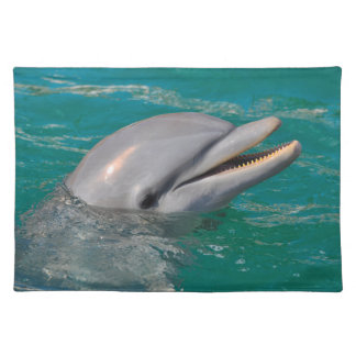 Dolphin Close Up Placemat