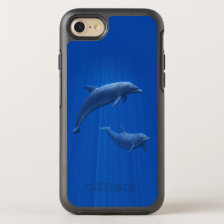 Dolphin Couple OtterBox Symmetry iPhone 8/7 Case