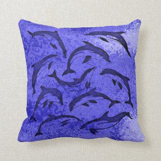 DOLPHIN DANCE Pillow