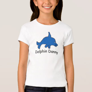 Dolphin Danny Girls Shirt
