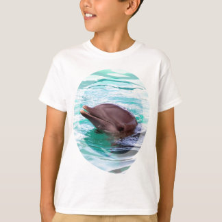 Dolphin Design Kid's T-Shirt