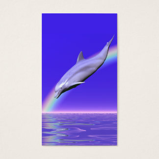 Dolphin Download - Business Business Card