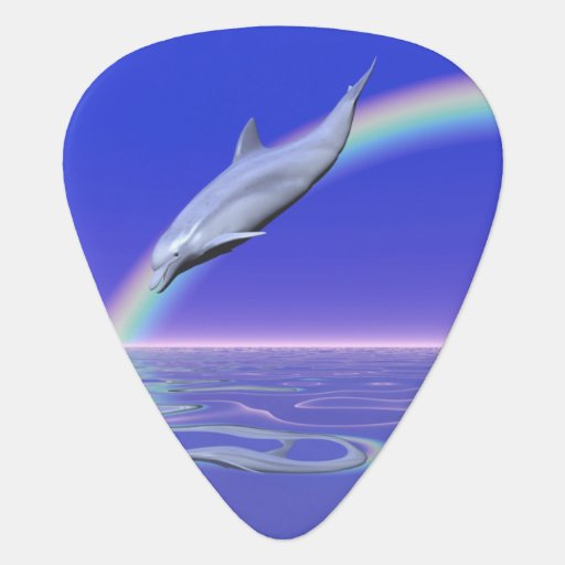 Dolphin Download Guitar Pick