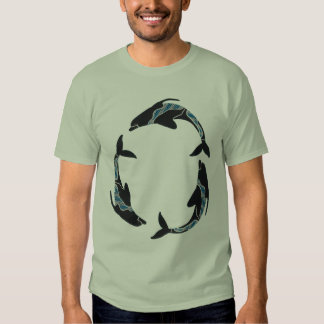 Dolphin Dreaming Trio T-shirts