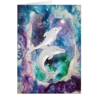 Dolphin Dreams Card