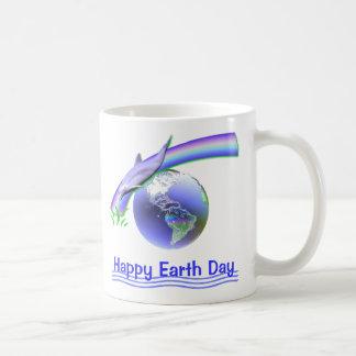 Dolphin Earth Day Coffee Mug