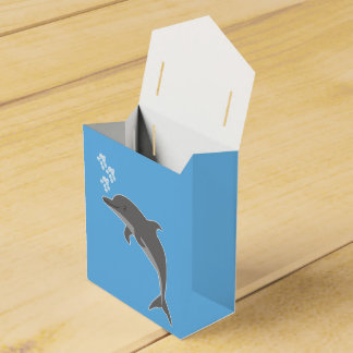 Dolphin Favour Box
