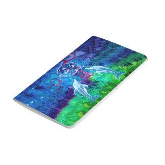 Dolphin Gaze 3.5 x 5.5 Journal