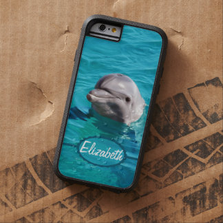 Dolphin in Blue Water Photo Tough Xtreme iPhone 6 Case