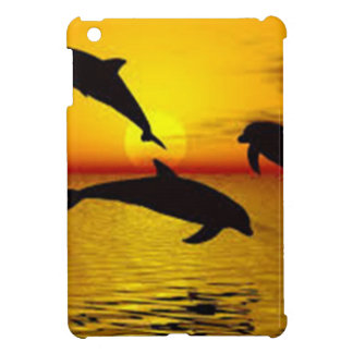 dolphin iPad mini case