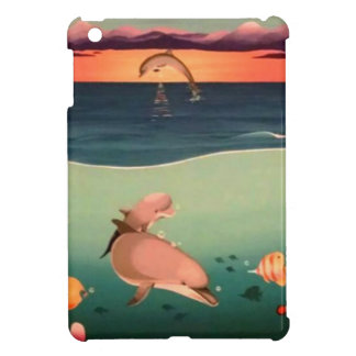 Dolphin iPad Mini Cover