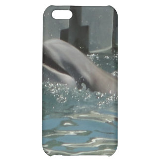 Dolphin Cover For iPhone 5C
