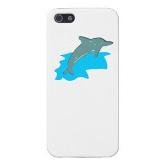 Dolphin iPhone 5/5S Covers