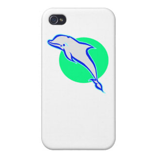 Dolphin iPhone 4/4S Cover